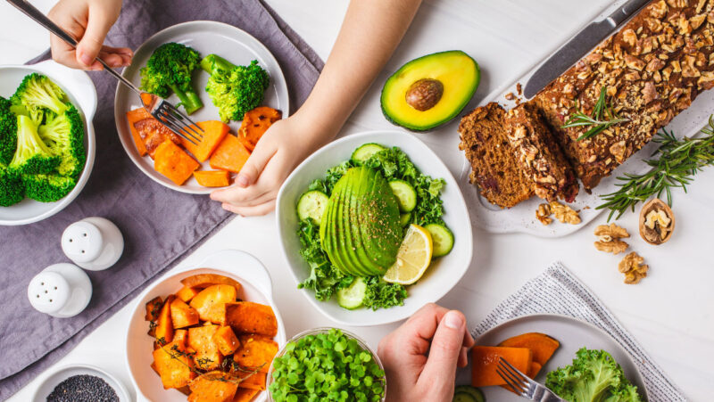 Top 10 healthy food trends 2021