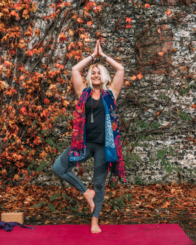 Beginners Yoga Sequence - Tree Pose
