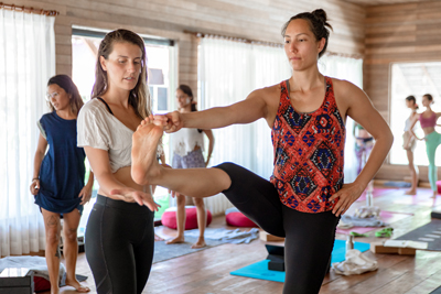 The future of international yoga retreats