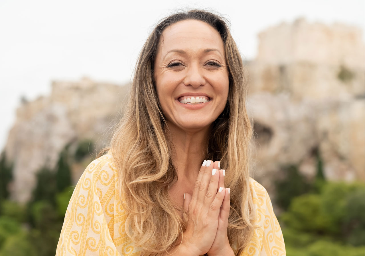 A beginner's guide to meditation with Kino MacGregor
