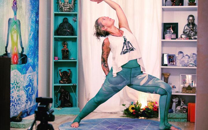 My Yoga Biz - Lisa Simpson