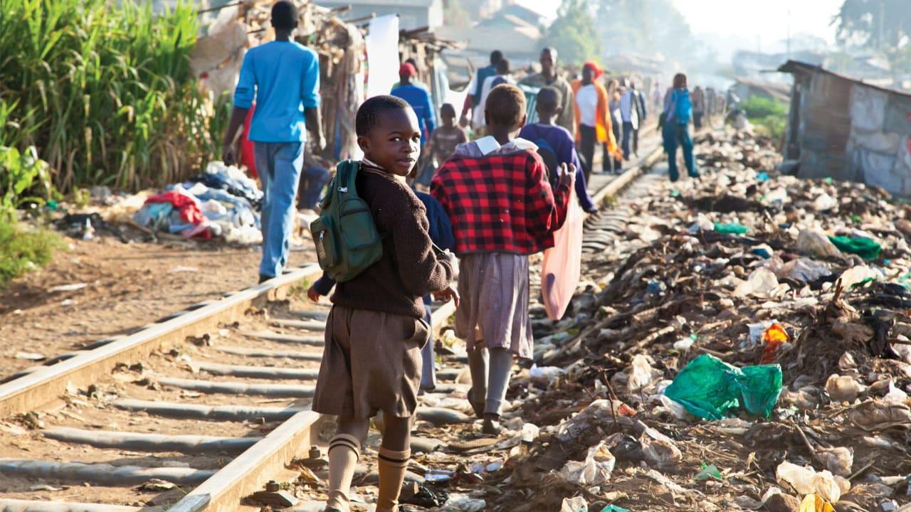 Slumdog Warrior - Dickens Omondi Odhiambo