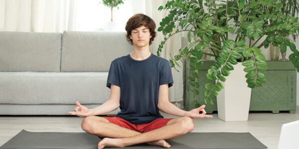 Teen Yoga ambassadors