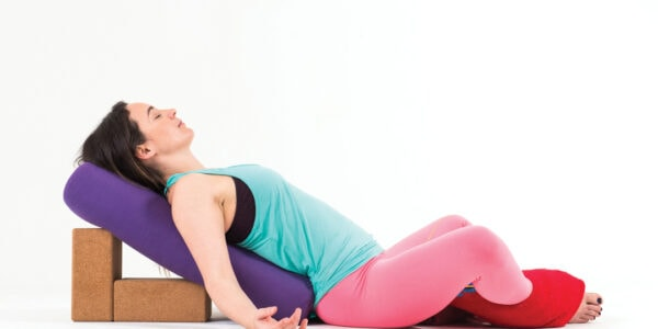 5 reasons you should try Restorative Yoga today