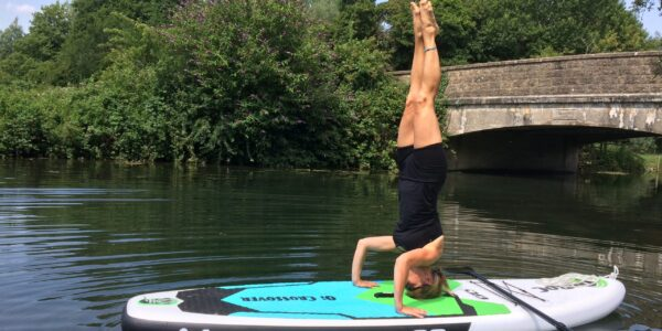 try SUP yoga