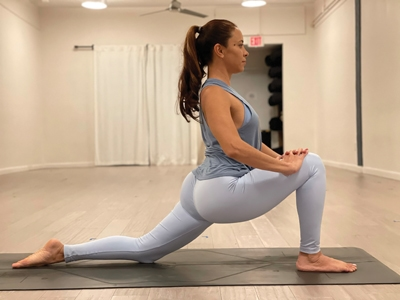 easy yoga sequence