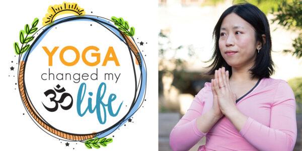 Yoga changed my life - Shuntao Li
