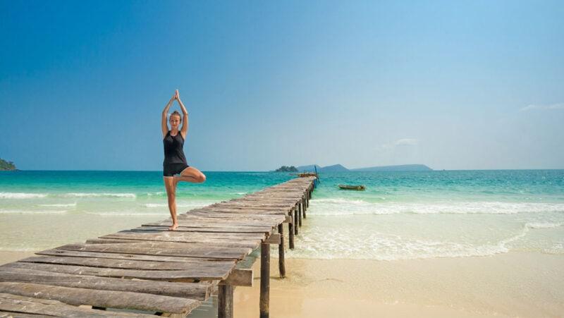 7 trending yoga styles