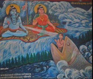 Matsyendra-and-Shiva
