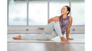Yoga for back pain with Kino MacGregor
