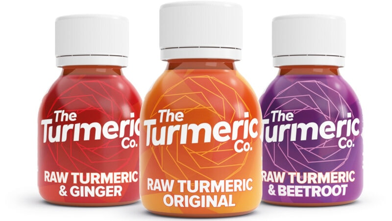 WIN a year's free supply of tasty turmeric shots from The Turmeric Co. worth £912.50