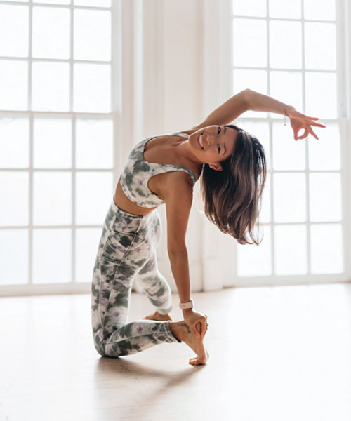 3 yoga poses to bliss