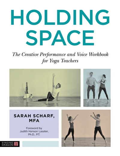 Scharf - Holding Space