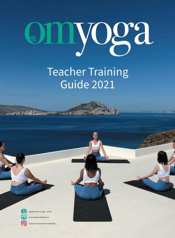 OM Yoga teacher training Guide 2021