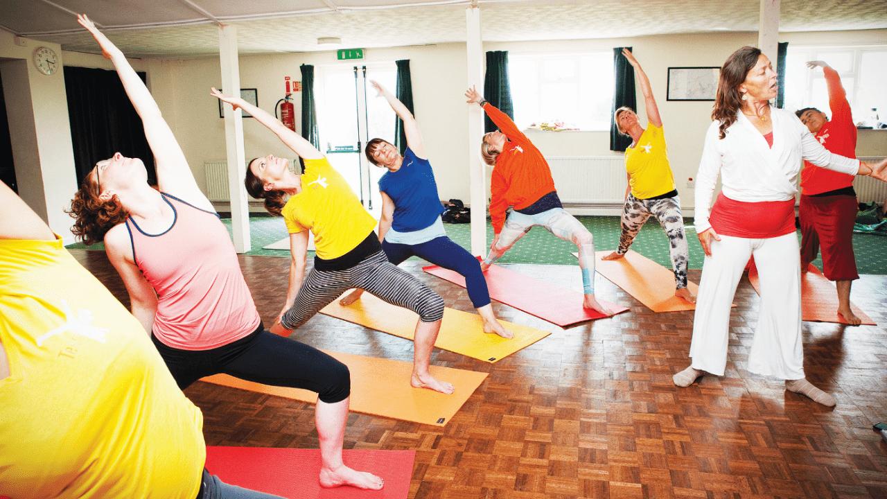 What makes a great yoga teacher