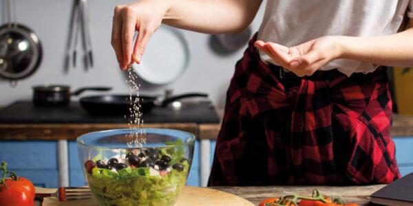 Healthy nutrition hacks