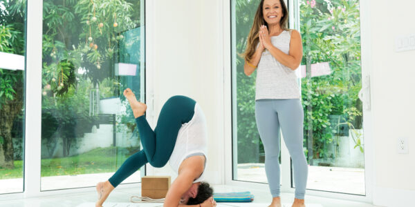 Yoga here we come