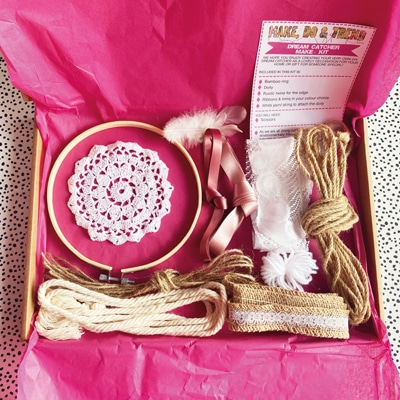 Dream Catcher DIY Craft Kit
