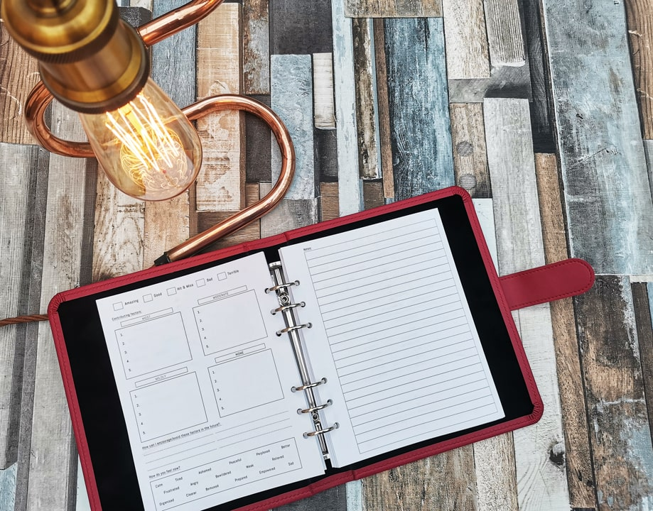 Why journaling is a good idea