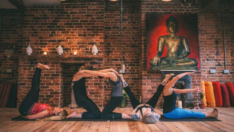 PLATFORM PROFILE #3 – Yoga Life