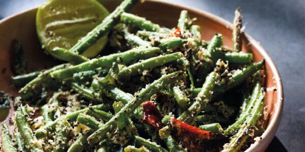 Keralan Green Bean Thoran