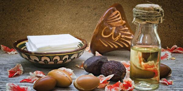 Yoga and aromatherapy - Argan Oil