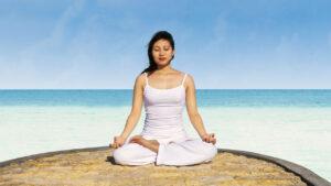 Calm heart meditation