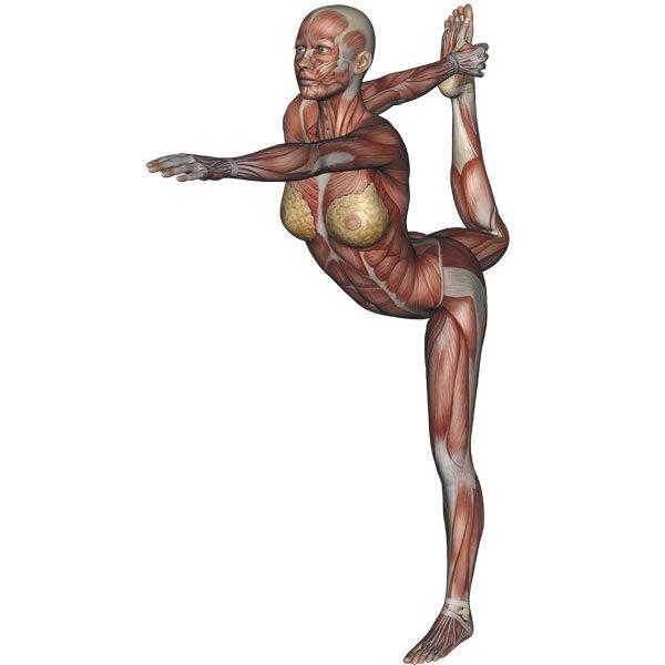 Dancer pose - OM in 30 seconds