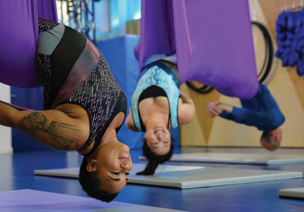 Elevate your yoga